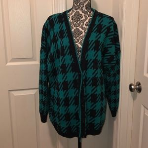 Sweaters - Plus size vintage cardigan